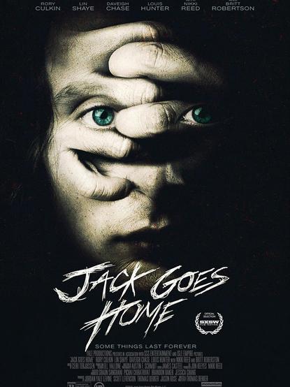 杰克回家了