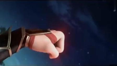 《星辰变》第五集,秦羽小黑已经长大,秦羽意外获得星辰之泪