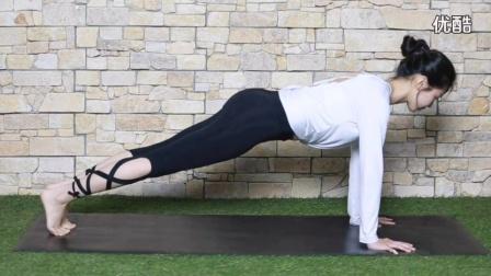 瘦腹部瑜伽