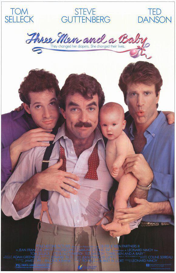 三个奶爸一个娃1