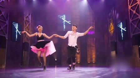 新舞林大会:杨丞琳讲给毛晓彤打4分原因,还夸她的能力是更高的