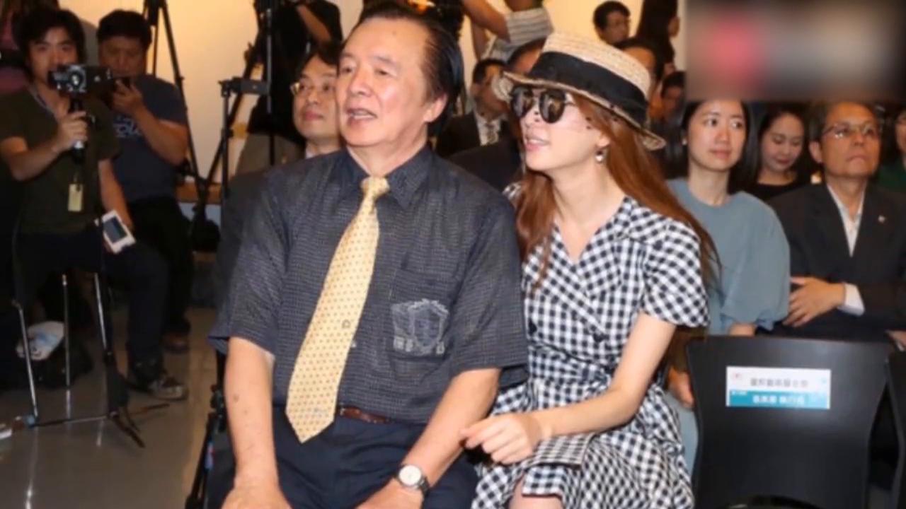 林志玲爸爸首谈女儿闪婚 狂赞女婿AKIRA人品
