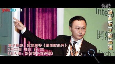 [看点]王长田:13年煎熬铸就民营传媒第一富豪[静观财经界]