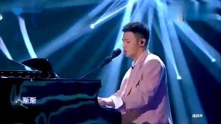 梦想的声音:李荣浩空降助阵,一首《香水》让在场观众都震撼了!