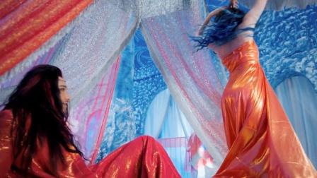 幻城:樱空释变成岚裳的样子戏弄火王,这舞跳的火王都上火