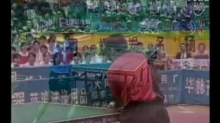 金泽洙直拍乒乓球教学视频