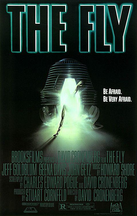 变蝇人 1986版