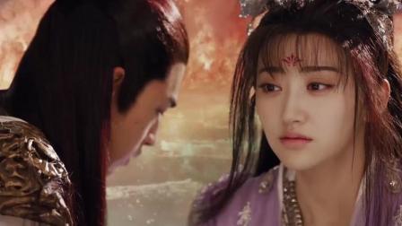 火王之破晓之战:仲天告诉千睸,她眼睛失明的真相