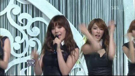 【110501】SBS人气歌谣 After School - Shampoo