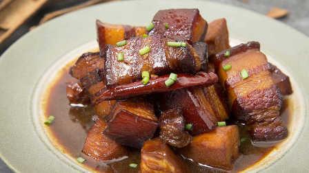 味库美食|红烧肉炖冬笋