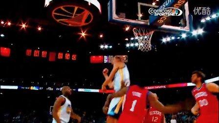 NBA盖帽集锦 (HD)