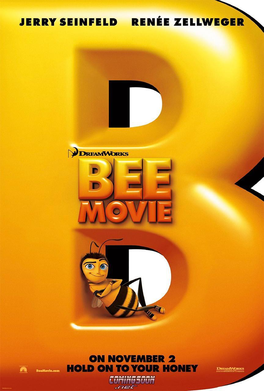 蜜蜂总动员 英国版