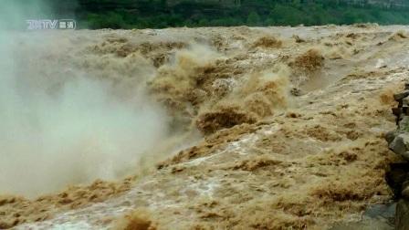 黄河壶口瀑布 黄河在咆哮 4K视频素材