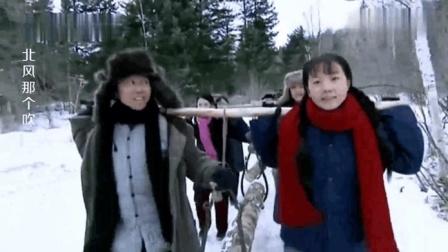 北风那个吹: 闫妮教育夏雨, 佟湘玉附身, 看着真的好亲切啊