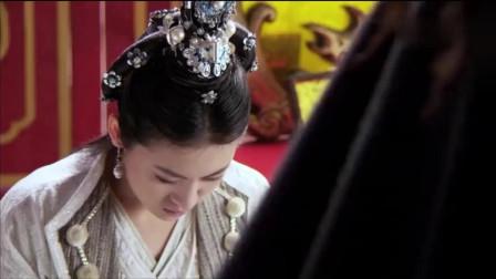 隋唐演义: 杨广终于如愿以偿了, 宣华夫人好乖巧!