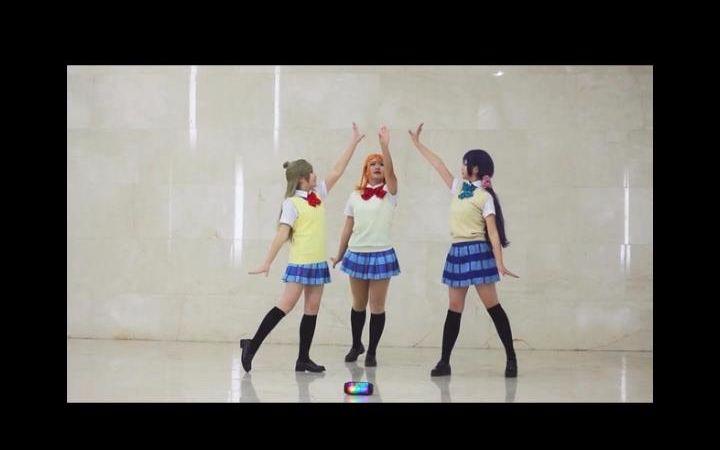 【青墨】STAR DASH原速镜面 转载自2的N次方宅舞团 已授权 方便win10及电脑版bilibili客户端