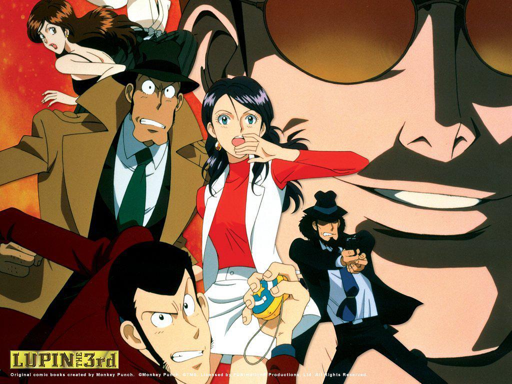 鲁邦三世(炎之记忆东京危机) OVA版