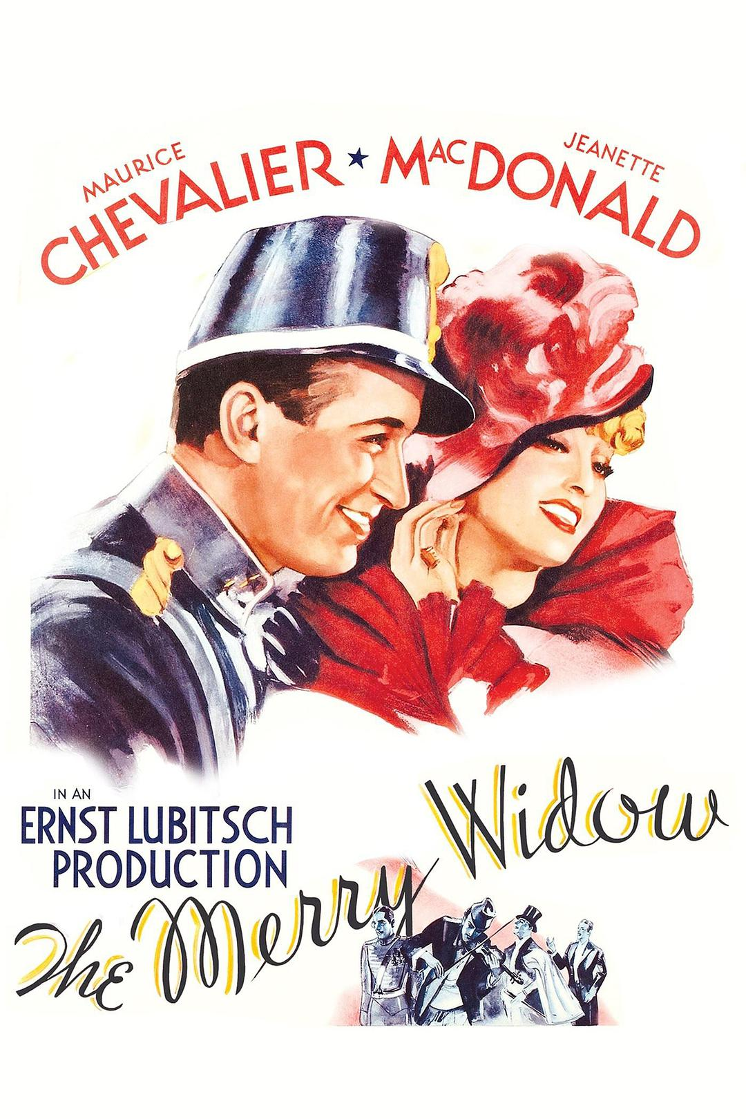 风流寡妇 1934版