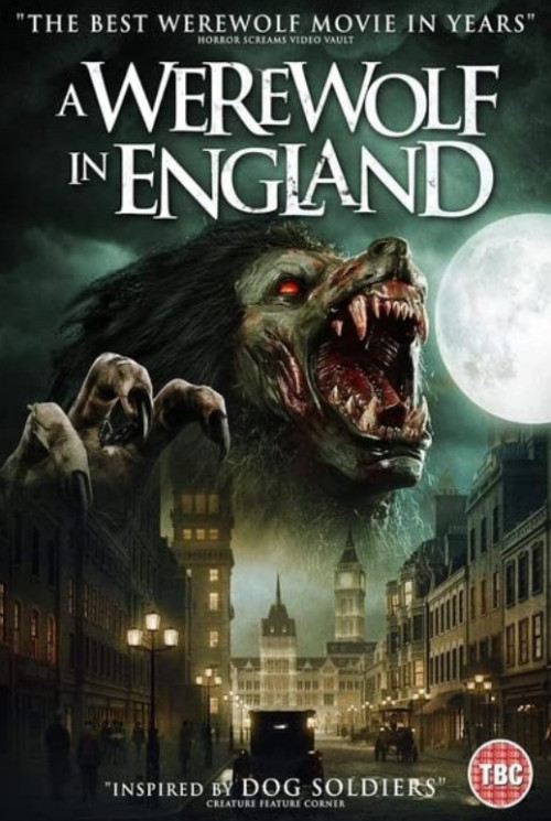 英格兰狼人