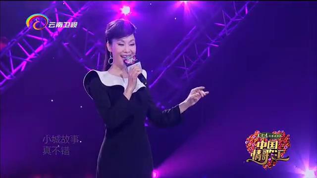 《中国情歌汇 2017》-20170216期精彩看点 于文华歌声温暖 串烧邓丽君的金曲