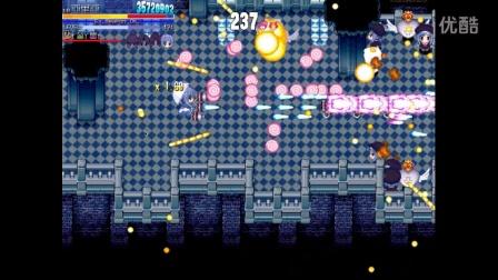 妹妹公主同人射击游戏一周目流程7 Sispri Gauntlet Stage 7, Level 178
