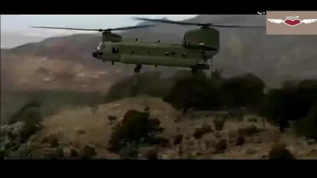 《孤独的幸存者》rpg火箭摧毁美国支奴干运输机,根据美海豹突击队真实改编