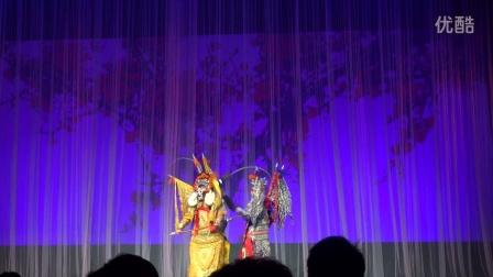 河南省第八节青年戏剧演员大赛复赛武生组-河南省京剧院-张峰《挑滑车》一折