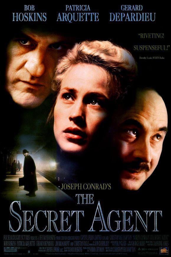 秘密间谍 英国版