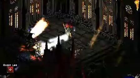 暗黑破坏神2毁灭之王(普通难度)超快通关11