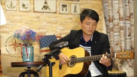 【Kevin出品】吉他弹唱 莉莉安(抚琴为你)