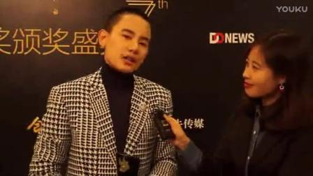 2016牛耳奖 演员胡先煦专访