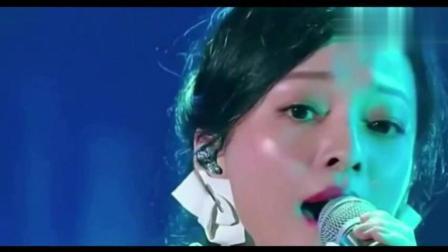 我是歌手2018, 张韶涵天籁空灵之声《开口花》