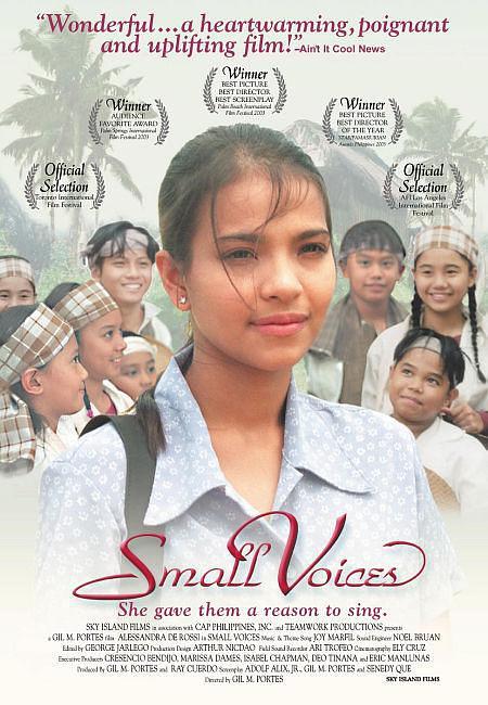 微小的声音(柬埔寨儿童的故事)