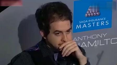 丁俊晖最具意义的147,斯诺克大师赛第二位获3万5千英镑