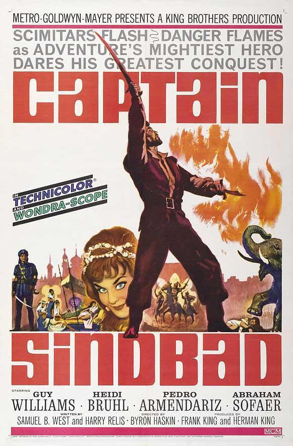 辛巴达船长