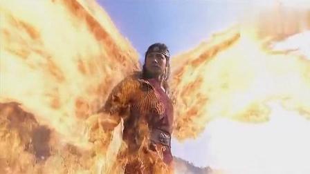 吴刚的法力高强, 受天狼星魔火锤炼, 弥勒佛出手才制服他