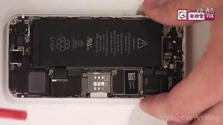 果粉堂iphone5s更换电池教程苹果5s换电池教学
