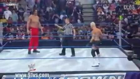 WWE美国职业摔跤(SD)