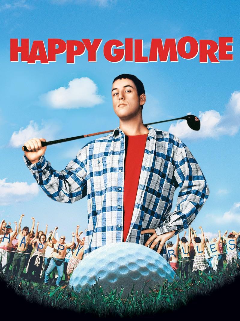 高尔夫球也疯狂