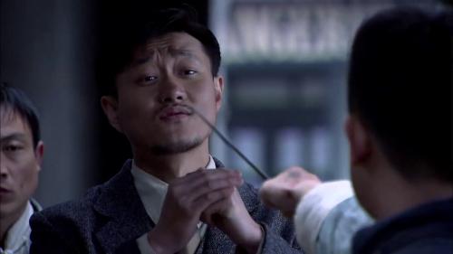 《新上海滩》-第5集精彩看点 求财心切甘涉嫌 丁力受雇杀文强