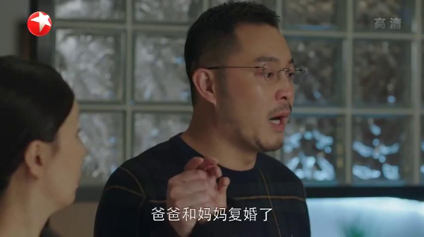 """电视剧小欢喜:宋倩乔卫东""""复婚"""""""