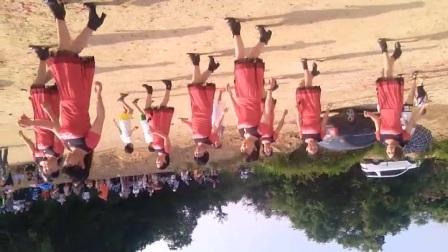 2016西湖村端午节划龙舟广场舞