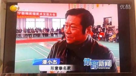 新梅武馆—辽宁体育新闻(辽宁省武术交流大会上)
