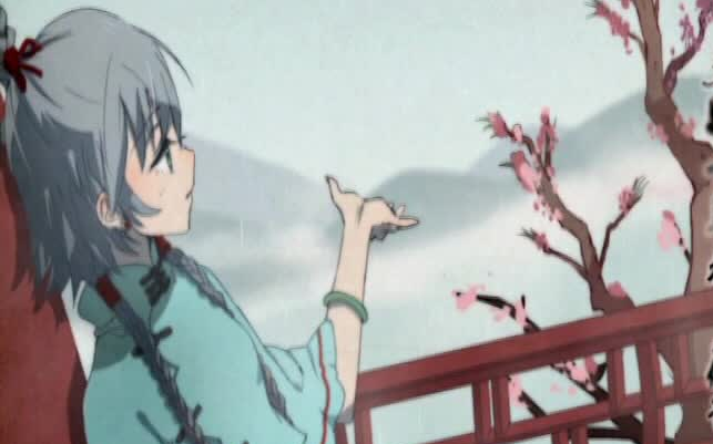 【白琊】三月雨