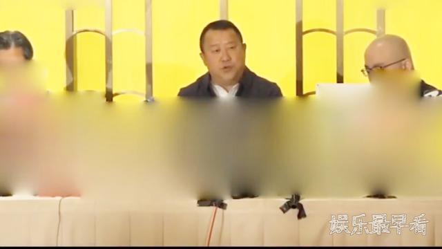 曾志伟携子开发布会 否认性侵蓝洁瑛:完全捏造