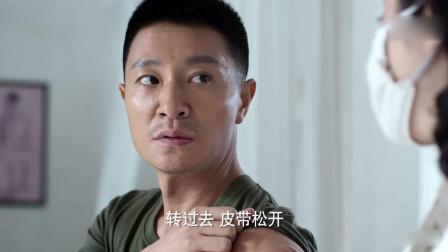 特种兵之深入敌后:随军女医生给士兵检查身体,一个动作,让男友误解!