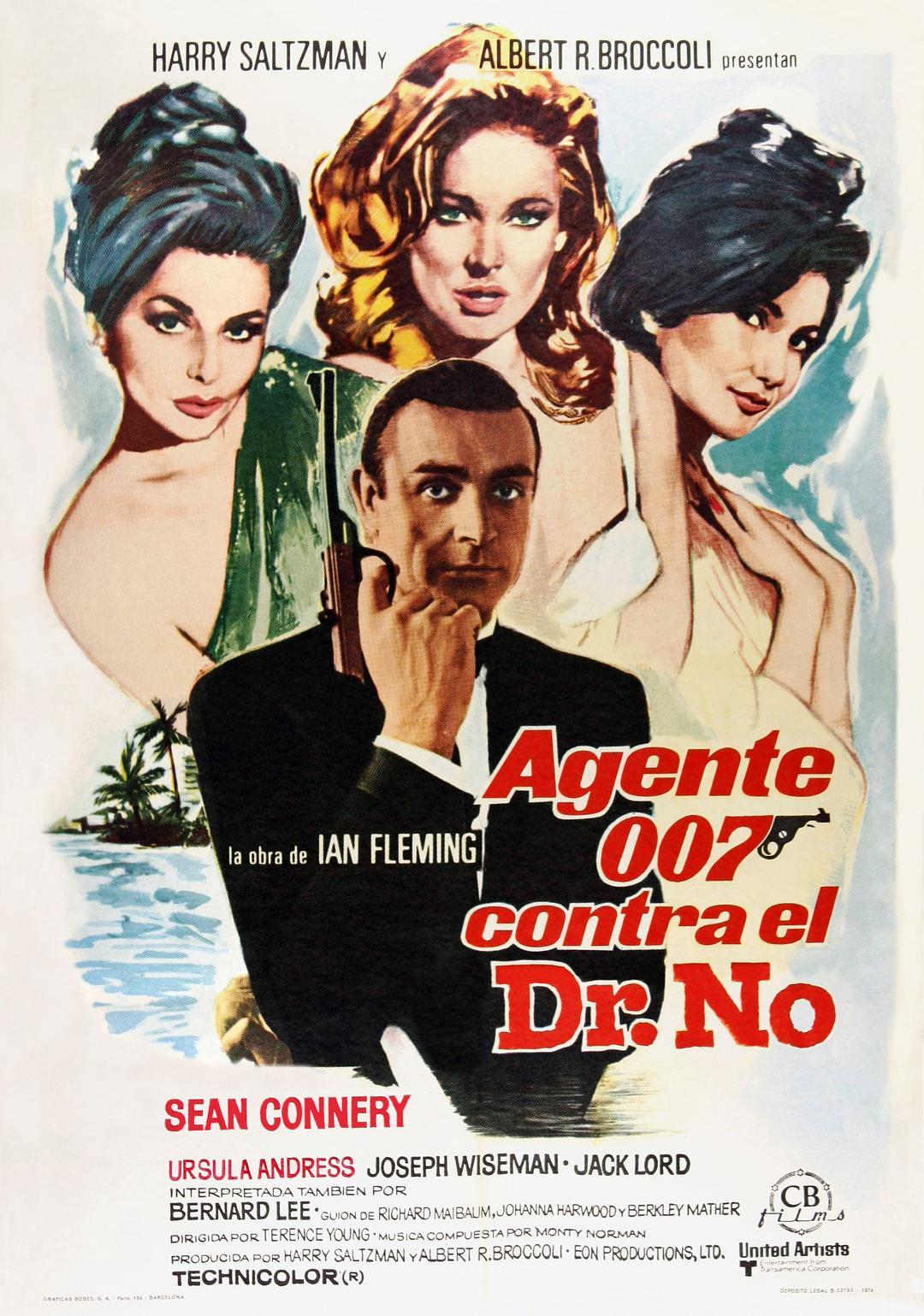 007(诺博士)