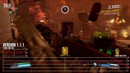 3DMGAME_Switch《毁灭战士4》升级前后对比