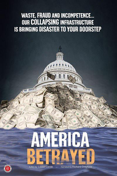 被背叛的美国