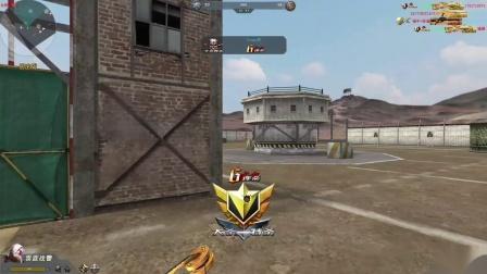 生死狙击:一把稀有狙击神器,轻松连杀,性能媲美英雄武器!